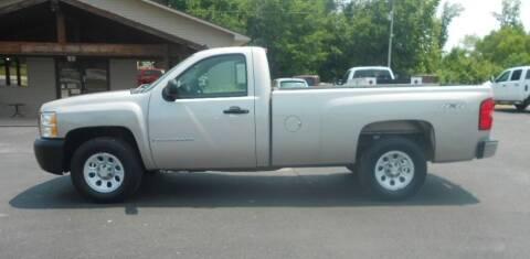 2008 Chevrolet Silverado 1500 for sale at KNOBEL AUTO SALES, LLC in Brookland AR