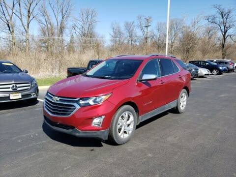2019 Chevrolet Equinox for sale at White's Honda Toyota of Lima in Lima OH