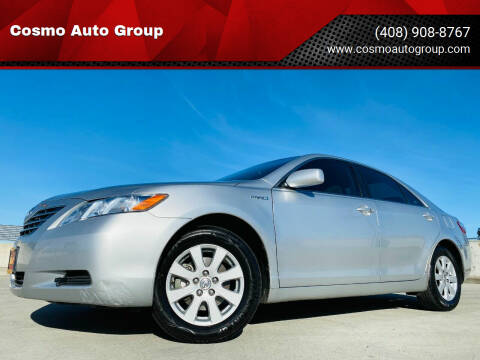 2007 Toyota Camry Hybrid for sale at Cosmo Auto Group in San Jose CA