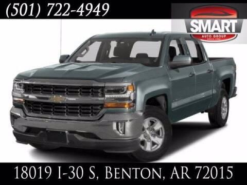 2016 Chevrolet Silverado 1500 for sale at Smart Auto Sales of Benton in Benton AR