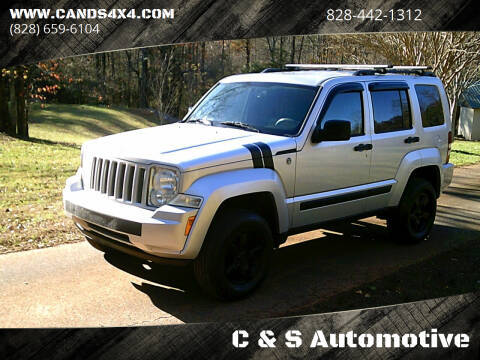 2009 Jeep Liberty for sale at C & S Automotive in Nebo NC