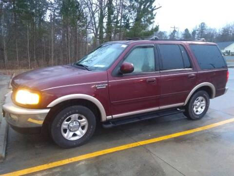 1998 Ford Expedition for sale at Sparks Auto Sales Etc in Alexis NC