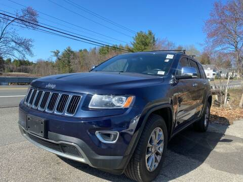 2015 Jeep Grand Cherokee for sale at Royal Crest Motors in Haverhill MA