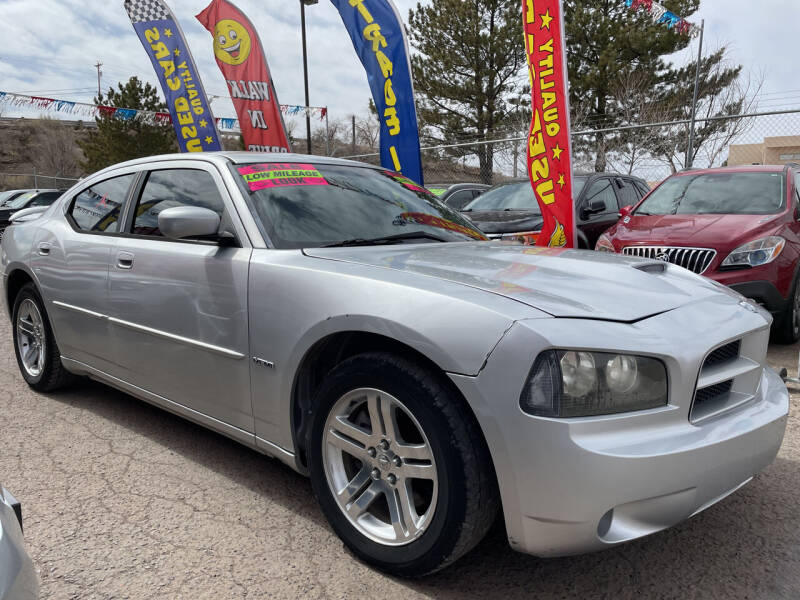 2006 Dodge Charger for sale at Duke City Auto LLC in Gallup NM
