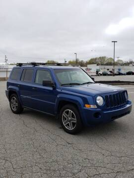 2009 Jeep Patriot for sale at iDrive in New Bedford MA