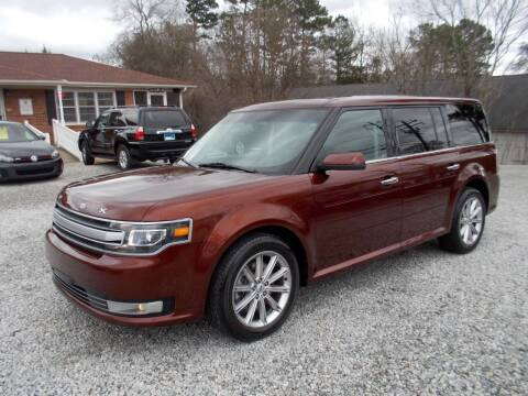 2015 Ford Flex for sale at Carolina Auto Connection & Motorsports in Spartanburg SC