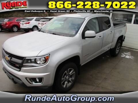 2015 Chevrolet Colorado for sale at Runde Chevrolet in East Dubuque IL