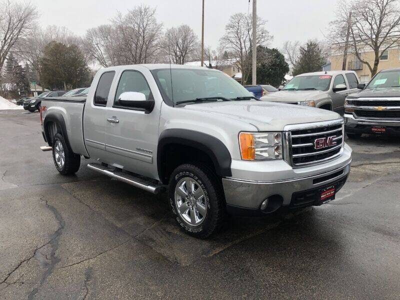 2013 GMC Sierra 1500 for sale at WILLIAMS AUTO SALES in Green Bay WI