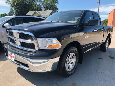 2010 Dodge Ram Pickup 1500 for sale at Spady Used Cars in Holdrege NE