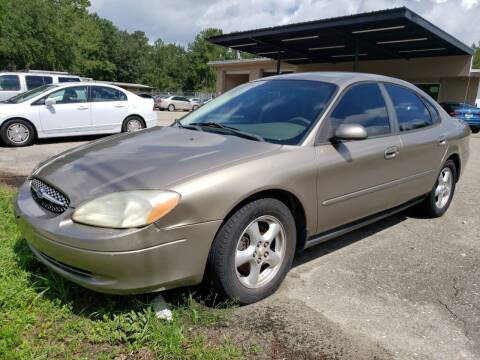 2002 Ford Taurus for sale at Capital City Imports in Tallahassee FL