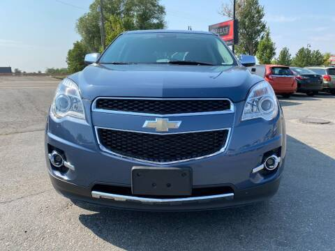 2012 Chevrolet Equinox for sale at Rides Unlimited in Nampa ID