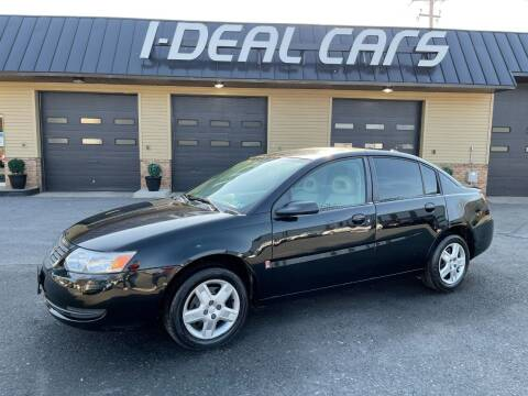 2007 Saturn Ion for sale at I-Deal Cars in Harrisburg PA