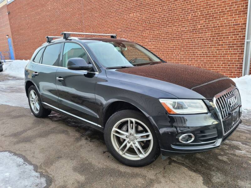 2017 Audi Q5 for sale at Minnesota Auto Sales in Golden Valley MN