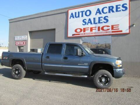 2007 GMC Sierra 2500HD Classic for sale at Auto Acres in Billings MT