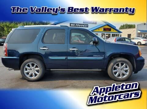 2007 GMC Yukon for sale at Appleton Motorcars Sales & Service in Appleton WI