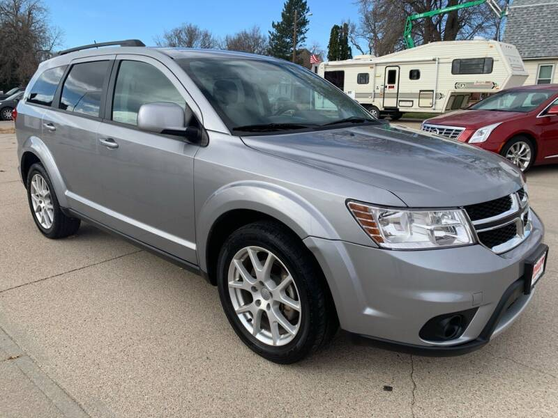 2016 Dodge Journey for sale at Spady Used Cars in Holdrege NE
