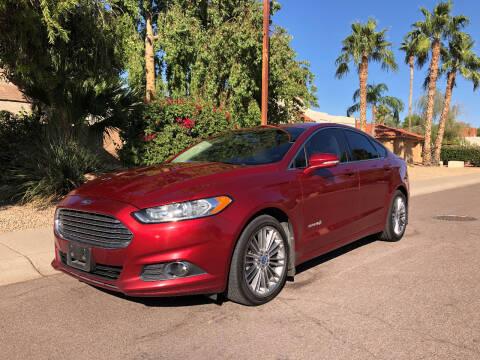 2013 Ford Fusion Hybrid for sale at Arizona Hybrid Cars in Scottsdale AZ