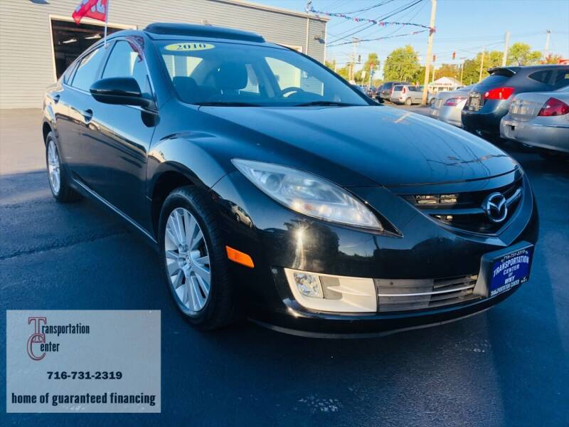 2010 Mazda MAZDA6 for sale at Transportation Center Of Western New York in Niagara Falls NY