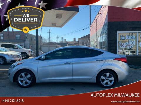 2013 Hyundai Elantra for sale at Autoplex 3 in Milwaukee WI