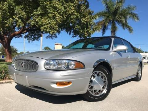 2002 Buick LeSabre for sale at DS Motors in Boca Raton FL