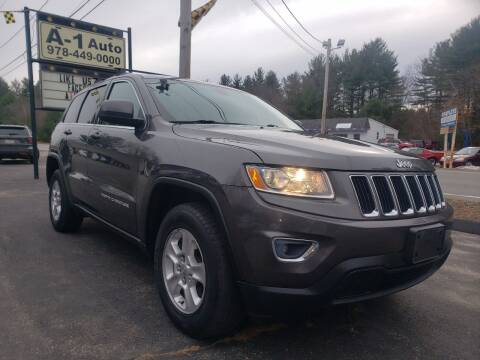 2014 Jeep Grand Cherokee for sale at A-1 Auto in Pepperell MA