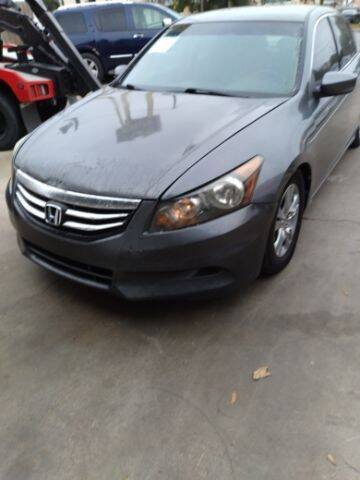2011 Honda Accord for sale at Auto Limits in Irving TX