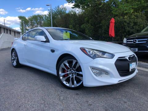 2015 Hyundai Genesis Coupe for sale at Driveway Motors in Virginia Beach VA