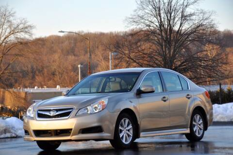 2010 Subaru Legacy for sale at T CAR CARE INC in Philadelphia PA