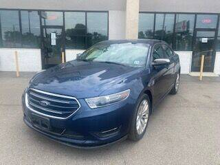2016 Ford Taurus for sale at Car Depot in Detroit MI