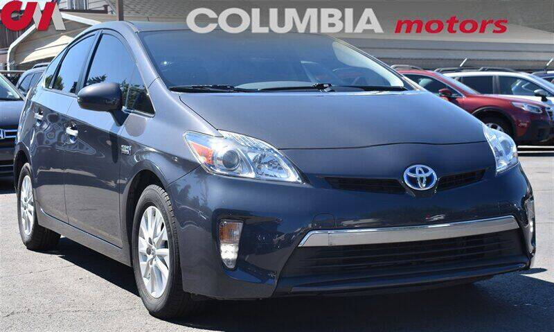 2014 Toyota Prius Plug-in Hybrid for sale in Portland, OR