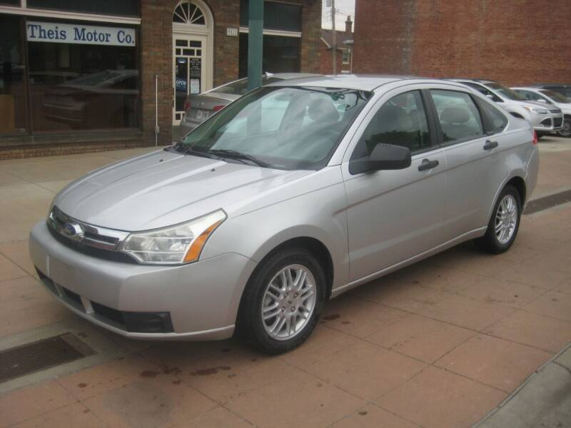 2011 Ford Focus for sale at Theis Motor Company in Reading OH