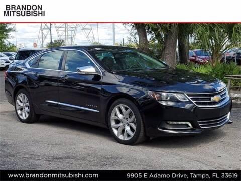 2020 Chevrolet Impala for sale at Brandon Mitsubishi in Tampa FL