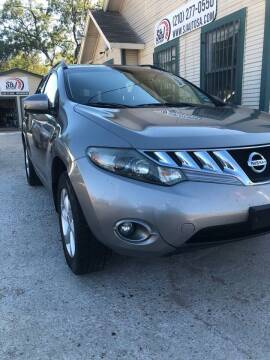 2009 Nissan Murano for sale at S & J Auto Group in San Antonio TX