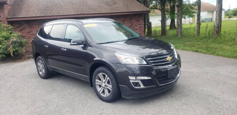 2016 Chevrolet Traverse for sale at Elite Auto Sales in Herrin IL