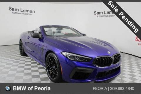 2022 BMW M8 for sale at BMW of Peoria in Peoria IL