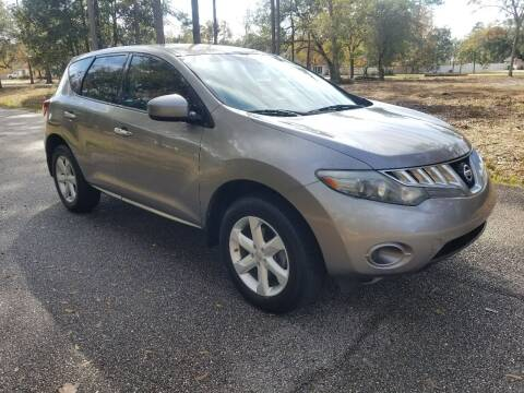 2009 Nissan Murano for sale at J & J Auto Brokers in Slidell LA