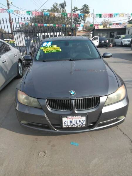 2006 BMW 3 Series for sale at Affordable Auto Finance in Modesto CA
