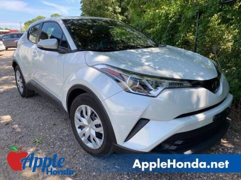 2019 Toyota C-HR for sale at APPLE HONDA in Riverhead NY