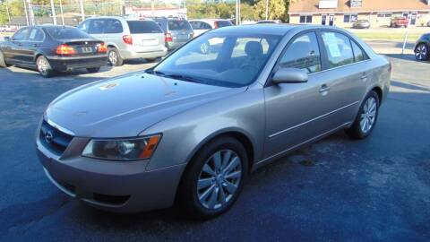 2007 Hyundai Sonata for sale at Guidance Auto Sales LLC in Columbia TN