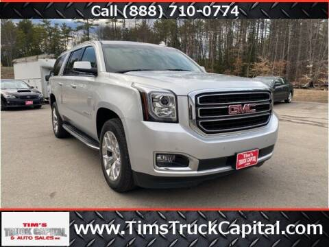 2019 GMC Yukon XL for sale at TTC AUTO OUTLET/TIM'S TRUCK CAPITAL & AUTO SALES INC ANNEX in Epsom NH