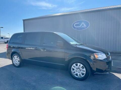 2018 Dodge Grand Caravan for sale at City Auto in Murfreesboro TN