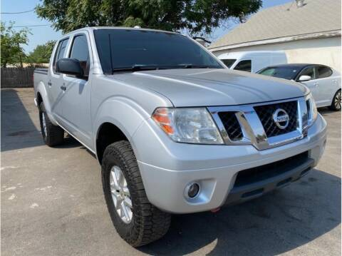 2016 Nissan Frontier for sale at Dealers Choice Inc in Farmersville CA
