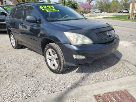 2004 Lexus RX 330 for sale at Street Side Auto Sales in Independence MO