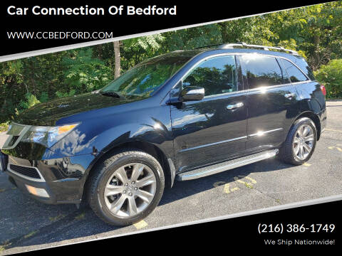 2012 Acura MDX for sale at Car Connection of Bedford in Bedford OH