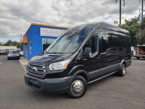 2015 Ford Transit Passenger for sale at AUTOLOT in Bristol PA