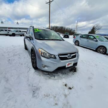 2014 Subaru XV Crosstrek for sale at ALL WHEELS DRIVEN in Wellsboro PA