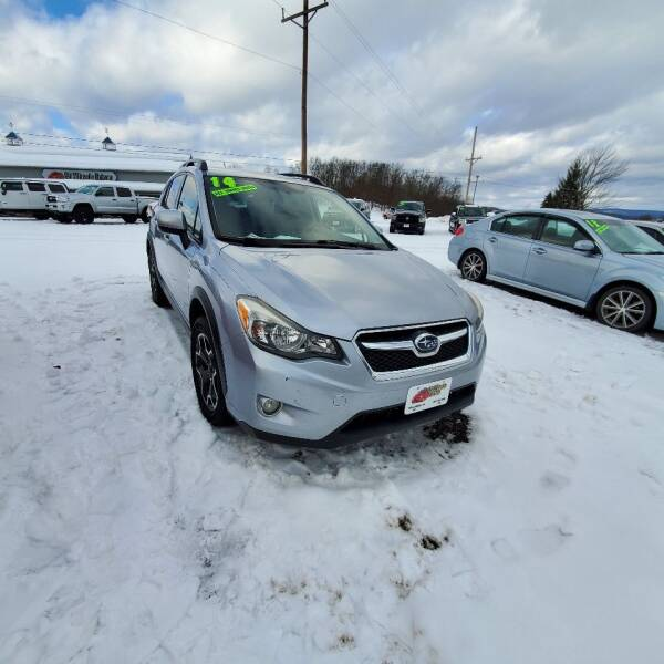 2014 Subaru XV Crosstrek for sale at ALL WHEELS DRIVEN in Wellsboro PA