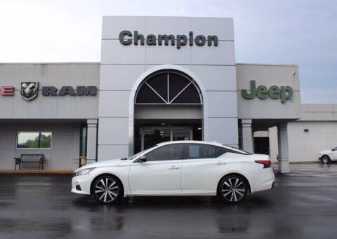 2019 Nissan Altima for sale at Champion Chevrolet in Athens AL