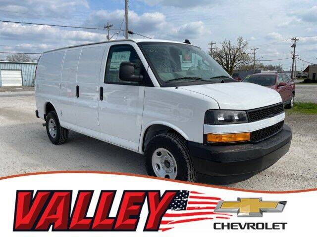 2021 Chevrolet Express Cargo for sale in Wellington, OH