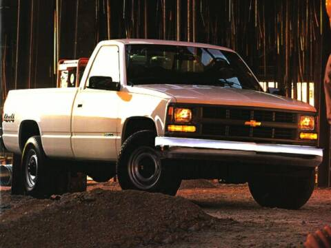 1997 Chevrolet C/K 1500 Series for sale at Sundance Chevrolet in Grand Ledge MI
